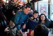 Rick Santorum At the Tilt'n Diner 1/5/2012