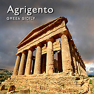 Agrigento Valley of the Ancient Greek Temples | Pictures  Photos  Images