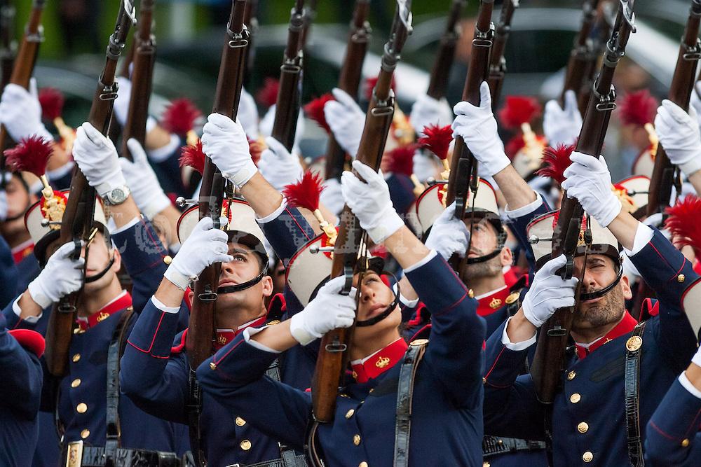 Royal Guard shoot