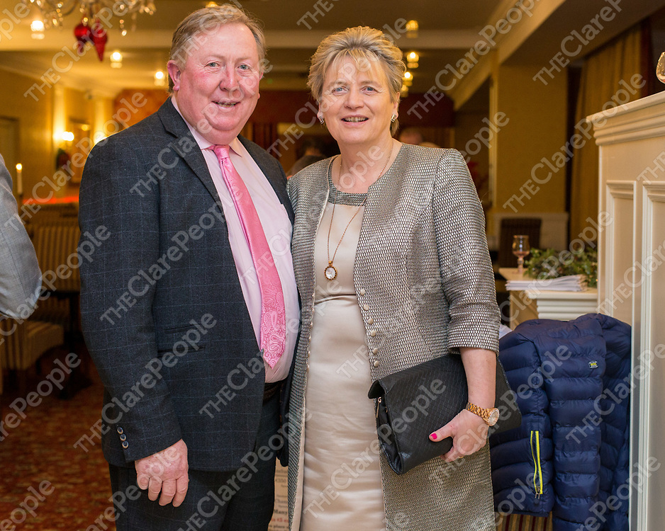 Sean and Geraldine McMahon at the 2017 Limousine Ball held in the Bellbridge Hotel, Spanish Point