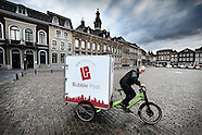Cityhub elektrische bakfiets