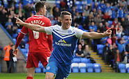 Peterborough United v Crawley Town 250415