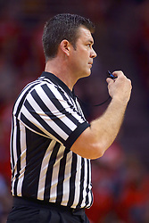 08 February 2018:  Jeff Campbell during a College mens basketball game between the Southern Illinois Salukis and Illinois State Redbirds in Redbird Arena, Normal IL