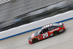 October 5, 2018 - Dover, Delaware, United States of America - Erik Jones (20)  takes to the track to practice for the Gander Outdoors 400 at Dover International Speedway in Dover, Delaware. (Credit Image: © Justin R. Noe Asp Inc/ASP via ZUMA Wire)