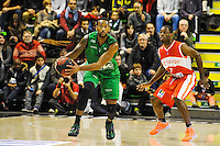 David LIGHTY  - 29.12.2014 - Lyon Villeurbanne / Le Havre - 16e journee Pro A<br />