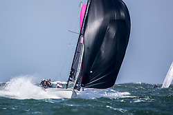 First day of the North Sea Regatta, Scheveningen, the Netherlands, Friday, 13rd of May 2016.