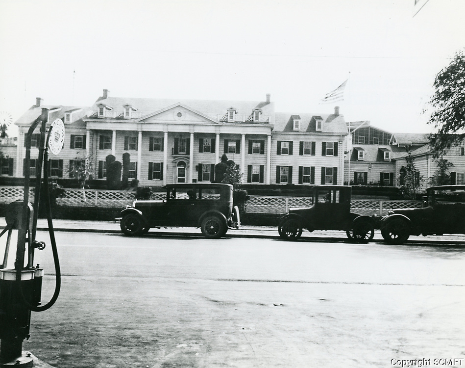 1924 DeMille Studios in Culver City (formerly Ince Studios)