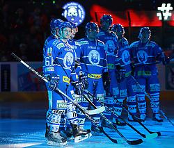 01.03.2011, Arena Ice Fever, Zagreb, CRO, EBEL, KHL Medvescak Zagreb vs EC KAC, viertelfinale, Best of 7, Spiel 2, im Bild Blagus Mislav. EXPA Pictures © 2011, PhotoCredit: EXPA/ nph/ Pixsell +++++ ATTENTION - OUT OF GERAMANY GER, CROATIA CRO, SWEDEN SWE +++++