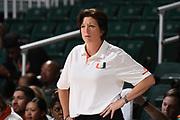 2018 Miami Hurricanes Women's Basketball vs Nova Southeastern