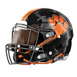 Santa Rosa High School Football Helmet