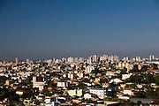 Divinopolis_MG, Brasil...Vista panoramica de Divinopolis...The panoramic view of Divinopolis...Foto: LEO DRUMOND / NITRO
