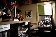 Cafe Lisboa is one of the most famous cafes in Mindelo town.