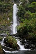 Nan'an waterfall, Yushan National Park, Taiwan