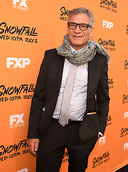 LOS ANGELES - JUNE 26: Alon Moni Aboutboul attends FX Networks and FX Productions Premiere event for 'Snowfall' at The Theatre at the Ace Hotel on June 26, 2017 in Los Angeles, California. (Photo by Frank Micelotta//FX/PictureGroup) *** Please Use Credit from Credit Field ***