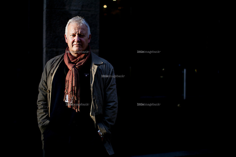 Oslo, Norge, 16.11.2012. Statsadvokat Jørn Maurud: Foto: Christopher Olssøn.