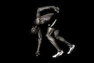 Usain Bolt in Kingston, Jamaica April'09
