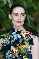 Erin O'Connor, The Serpentine Gallery Summer Party, Kensington Gardens, London UK, 02 July 2015, Photo by Richard Goldschmidt