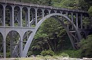 Cape Creek Bridge at Devil's Elbow.