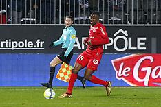 SCO Angers vs Montpellier - 09 Dec 2017