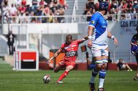 Leigh Halfpenny   - 09.05.2015 - Toulon / Castres  - 24eme journee de Top 14 <br />Photo :  Alexandre Dimou / Icon Sport