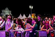 Arraial Pride Lisboa - Terreiro do Paço.<br /> Lisboa.