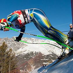 20111227: ITA, Alpine Ski - First practice session of downhill of FIS Ski Alpine World Cup in Bormio