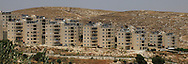 Israeli settlements in Bethlehem<br /> Photo by Dennis Brack