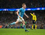 Manchester City v Sevilla 211015
