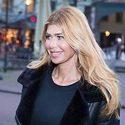 NLD/Amsterdam/20171016 - Boekpresentatie PicStory van William Rutten, Estelle Gullit - Cruijff