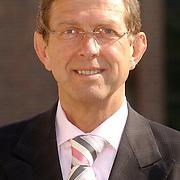 NLD/Bussum/20050614 - Rabobank Noord Gooiland, raad van bestuur, J.W. Verriet