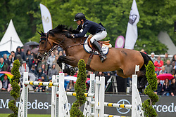 SMOLDERS Harrie (NED), Cas 2<br /> Hamburg - 90. Deutsches Spring- und Dressur Derby 2019<br /> Mercedes-Benz Championat of Hamburg<br /> CSI5* Int. Springprüfung mit Stechen<br /> 30. Mai 2019<br /> © www.sportfotos-lafrentz.de/Stefan Lafrentz