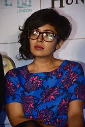 October 14, 2017 - Mumbai, Maharashtra, India - Director Bornila Chatterjee at the special press meet before premiere of her film 'The Hungry' at Juhu in Mumbai. (Credit Image: © Azhar Khan/Pacific Press via ZUMA Wire)