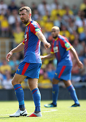 Crystal Palace's James McArthur during a pre season friendly match at The Kassam Stadium, Oxford