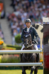 Wathelet Gregory, BEL, Iron Man vd Padenborre<br /> CHIO Aachen 2019<br /> Weltfest des Pferdesports<br /> © Hippo Foto - Stefan Lafrentz<br /> Wathelet Gregory, BEL, Iron Man vd Padenborre