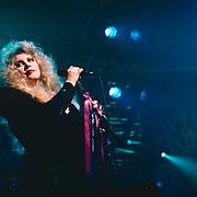 PENNSYLVANIA - NOVEMBER 06: Stevie Nicks performs on November 06, 1990 in Bethlehem, Pennsylvania. ©Lisa Lake