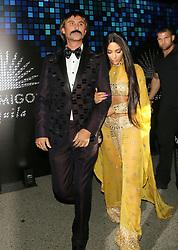 October 28, 2017 - Los Angeles, California, USA - 10/27/17.Jonathan Cheban and Kim Kardashian are seen in Los Angeles, CA. (Credit Image: © Starmax/Newscom via ZUMA Press)