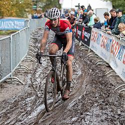 13-10-2019: Cycling: Superprestige Cyclocross: Gieten <br />Tim van Dijke