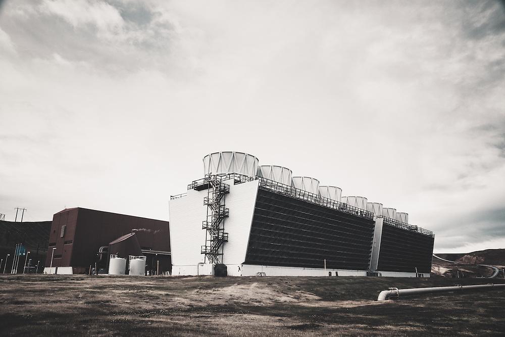 Power station III (Krafla)