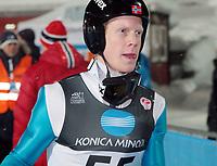 Ski , NM Hopp 2014<br /> 21.01.14<br /> Lysgårdsbakken , Lillehammer<br /> Foto : Dagfinn Limoseth , Digitalsport<br /> Robert Johansson , Søre Ål IL