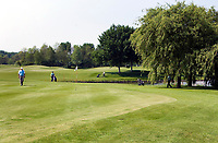 AMSTERDAM - Amsterdamse Golf Club , hole 8. COPYRIGHT KOEN SUYK