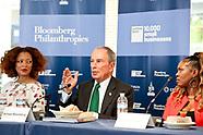 Bloomberg Philanthropies 10,000 small businesses Balitmore