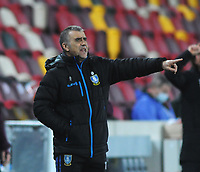 Football - 2020 / 2021 Sky Bet Championship - Brentford vs Sheffield Wednesday - Brentford Community Stadium<br /> <br /> Neil Thompson - Caretaker manager of Sheffield Wednesday<br /> <br /> Credit : COLORSPORT/ANDREW COWIE