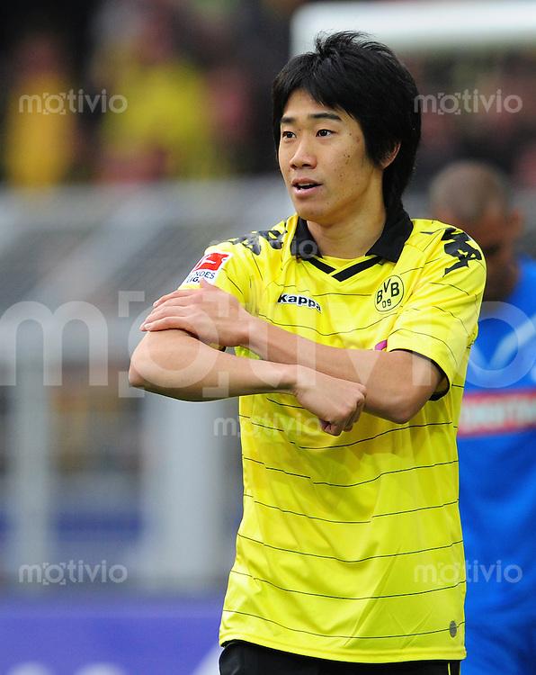 FUSSBALL   1. BUNDESLIGA   SAISON 2010/2011   9. SPIELTAG Borussia Dortmund - 1899 Hoffenheim                   24.10.2010 Sinji KAGAWA (Borussia Dortmund)