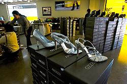 Arezzo, loja de sapatos em Novo Hamburgo, no Vale dos Sinos, também conhecido como o pólo coureiro calçadista no Rio Grande do Sul. FOTO: Jefferson Bernardes/Preview.com