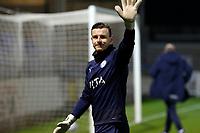 Josh Barnes. Hartlepool United FC 4-0 Stockport County FC. Vanarama National League. 22.12.20