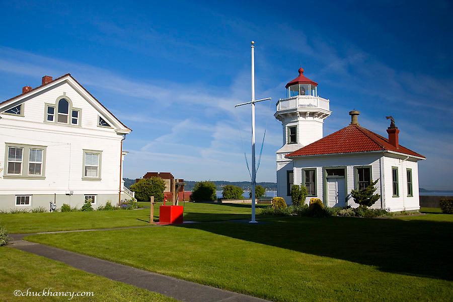 Mulkiteo Lighthouse State Park in Washington