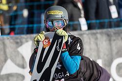 Dujmovits Julia during the FIS snowboarding world cup race in Rogla (SI / SLO) | GS on January 20, 2018, in Jasna Ski slope, Rogla, Slovenia. Photo by Urban Meglic / Sportida