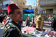 Israel, Haifa, Wadi Nisnas, the Holiday of holidays festival, celebrating Hanuka-Christmas-Ramadan December 2009