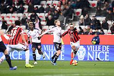 Nice vs Bordeaux - 12 January 2019