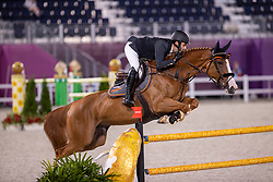 vloAlvarez Aznar Edouard, ESP, Legend, 334<br /> Olympic Games Tokyo 2021<br /> © Hippo Foto - Stefan Lafrentz<br /> 03/08/2021